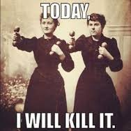 old-fashion-ladies-exercise